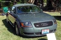 2001 Audi TT Roadster image.