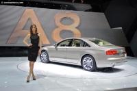 2011 Audi A8 image.