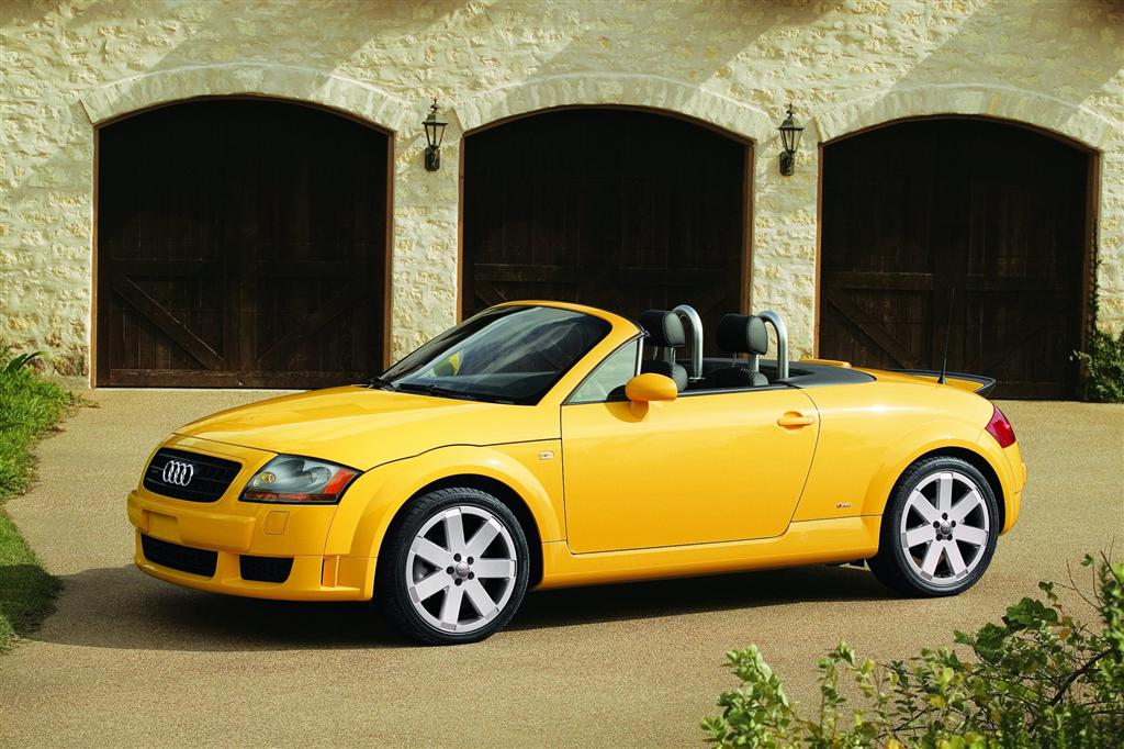 auction results and data for 2005 audi tt. Black Bedroom Furniture Sets. Home Design Ideas