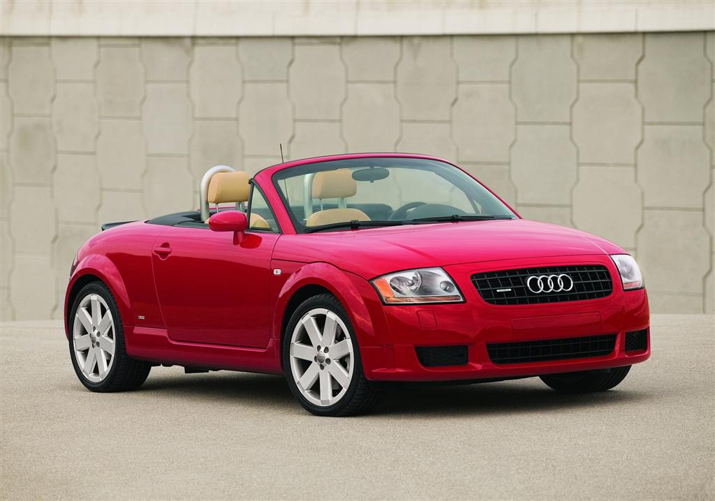2006 audi tt pictures history value research news. Black Bedroom Furniture Sets. Home Design Ideas