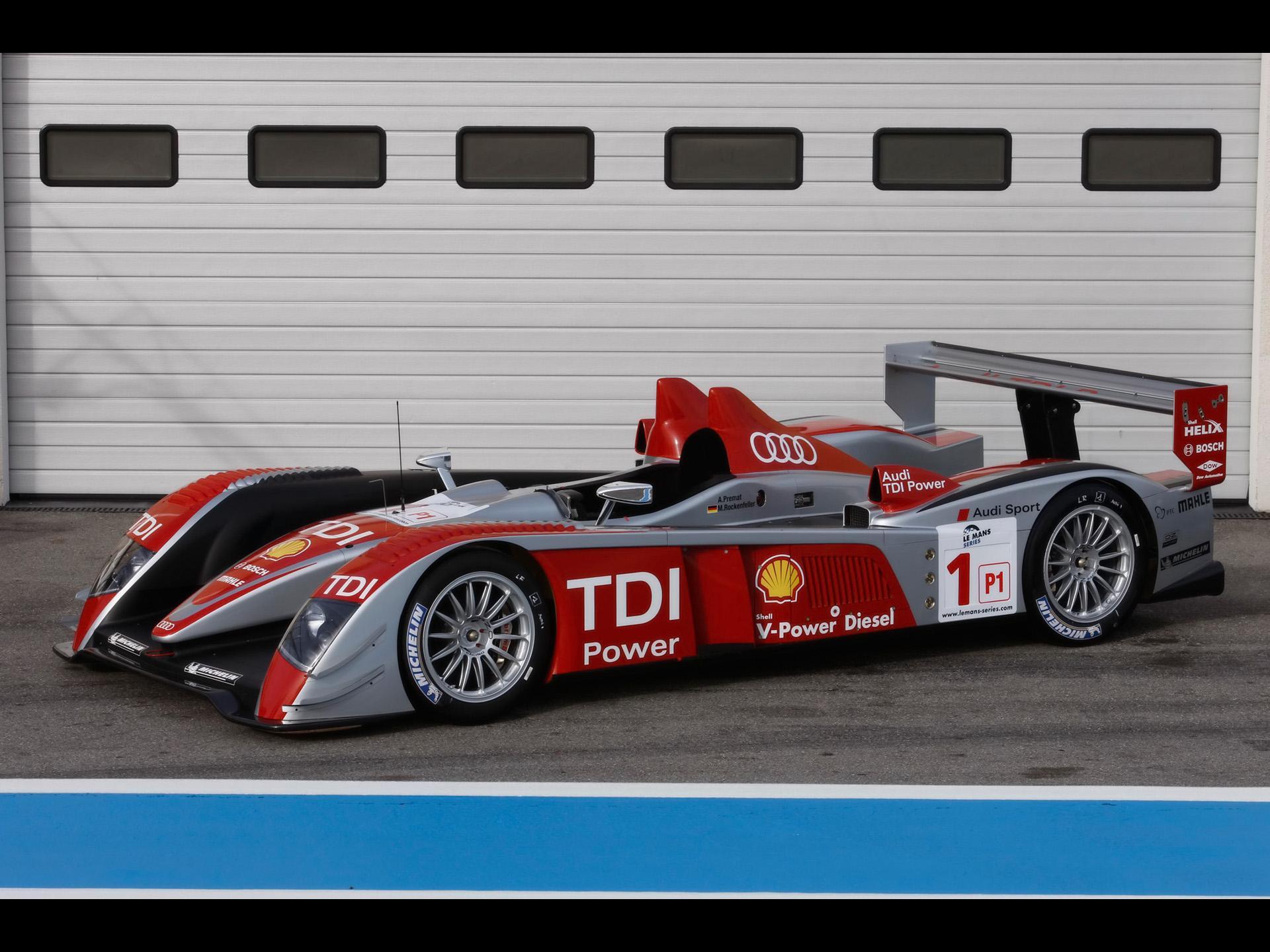 Mike Auto Sales >> 2008 Audi R10 - conceptcarz.com