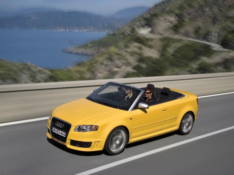 2008 Audi S4 Image