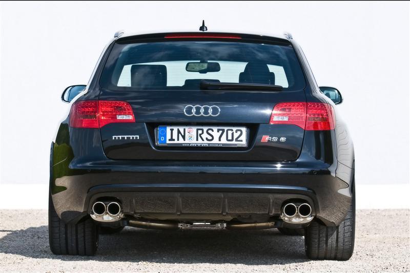 2008 MTM RS6 R