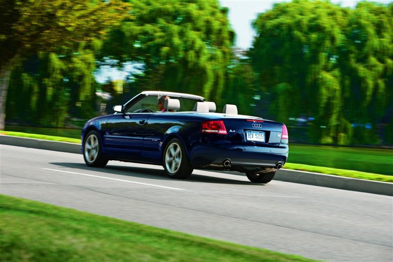 2010 Audi A4 Image