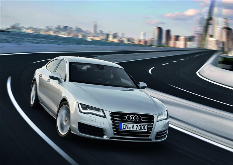 2011 Audi A7 Image
