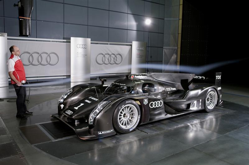 2011 Audi R18 TDI