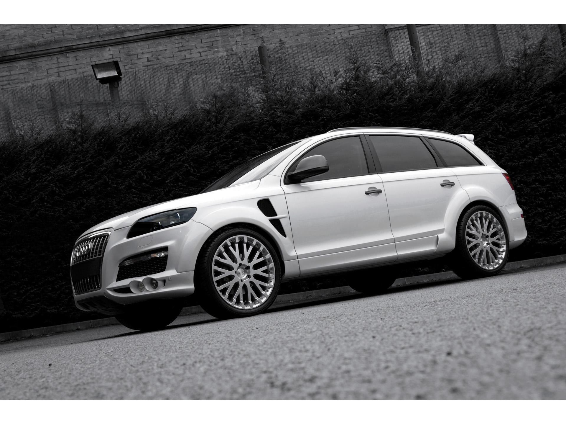 2011 A Kahn Q7 Conceptcarz Audi Headlight Wiring Harness