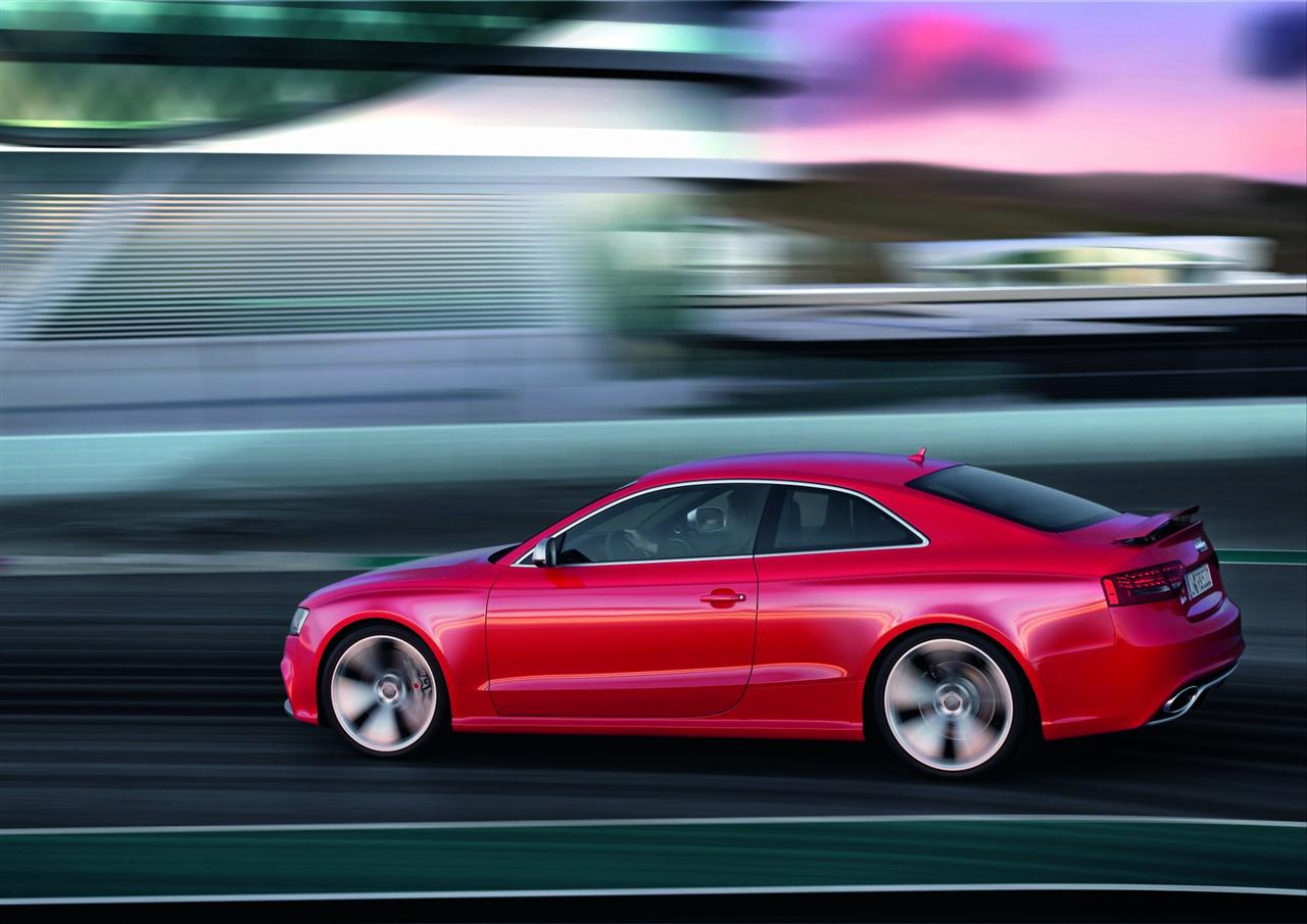 2011 Audi RS 5 Image