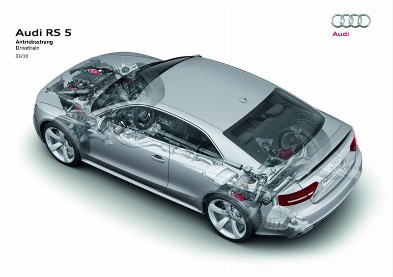 2011 Audi RS 5