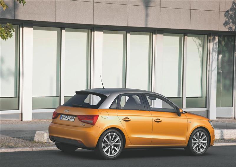 2012 Audi A1 Sportback Image