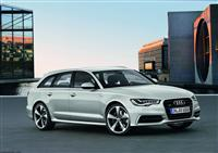 2012 Audi A6 Avant image.