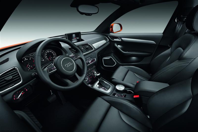 2012 Audi Q3 Image
