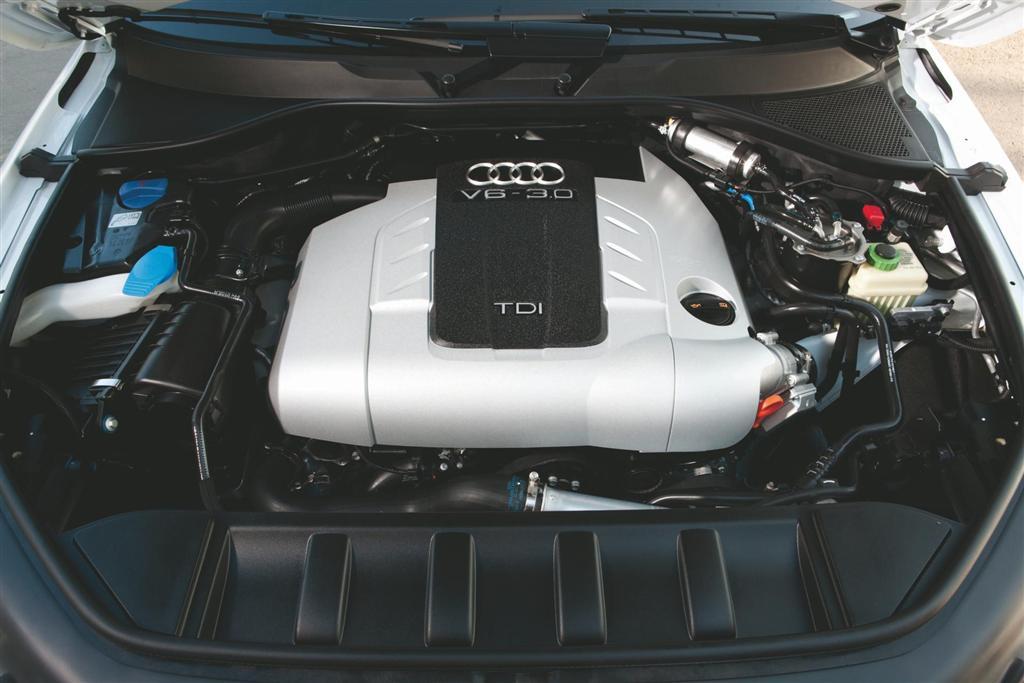 Fiche technique Audi A . V TDI