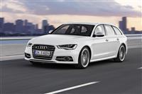 2012 Audi S6 Avant image.