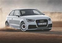 2013 Audi A1 Quattro image.