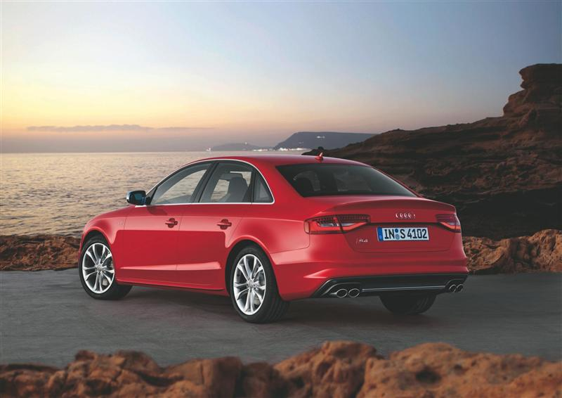 2013 Audi A4 Image