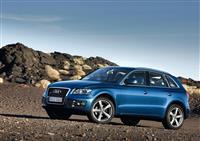 Audi Q5 Monthly Sales