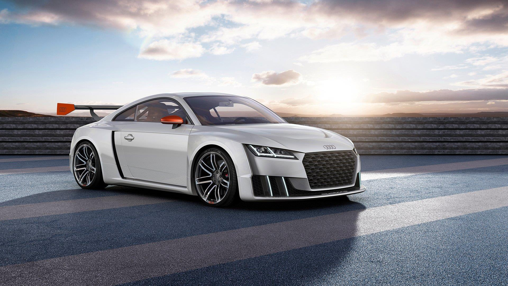 2016 Audi Tt Clubsport Turbo Concept Technical