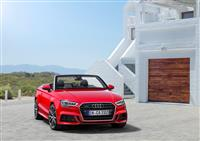 2017 Audi A3 image.