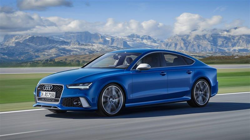 2017 Audi RS 7 Image