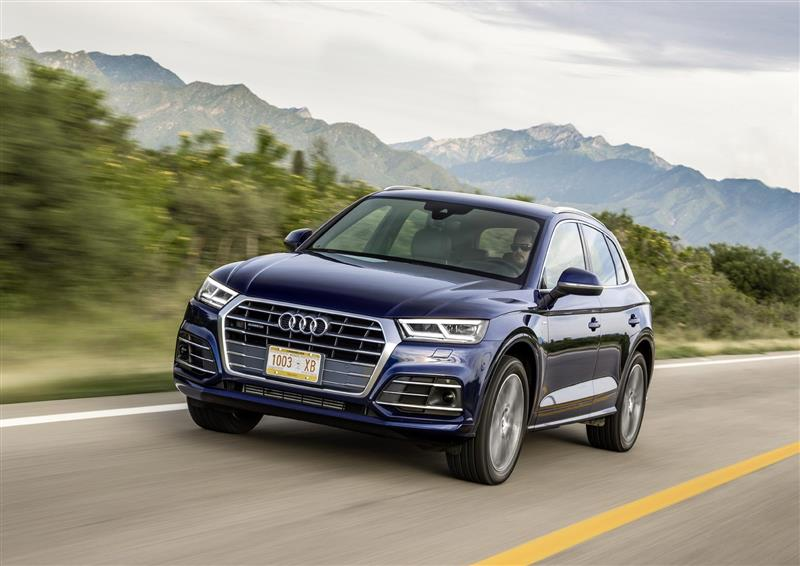 2018 Audi Q5 Image