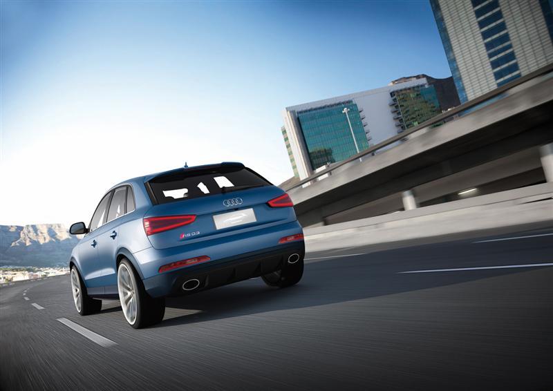 2012 Audi RS Q3 Concept Image