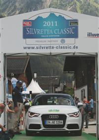 2010 Audi A1 e-tron image.