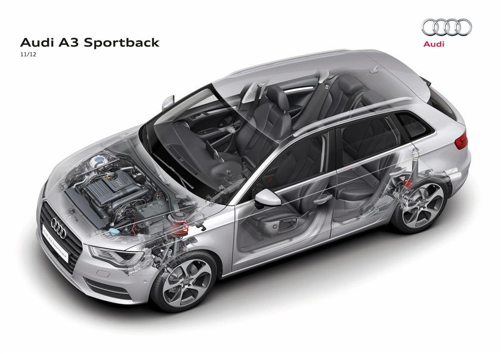 2013 Audi A3 Sportback SLine  conceptcarzcom