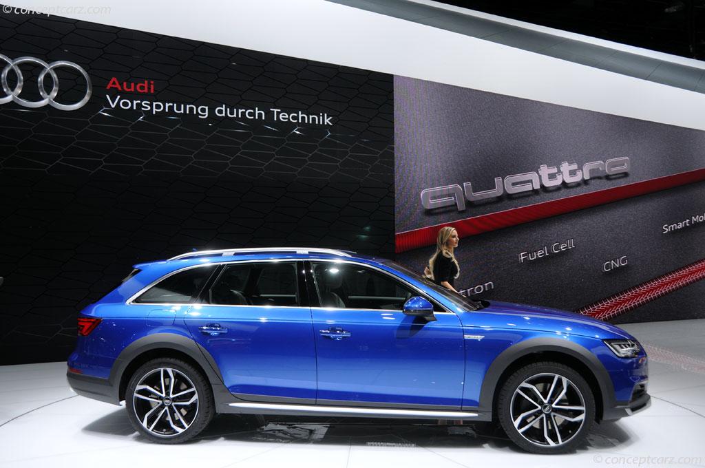 2017 Audi A4 allroad quattro Image