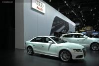 2009 Audi A4 image.
