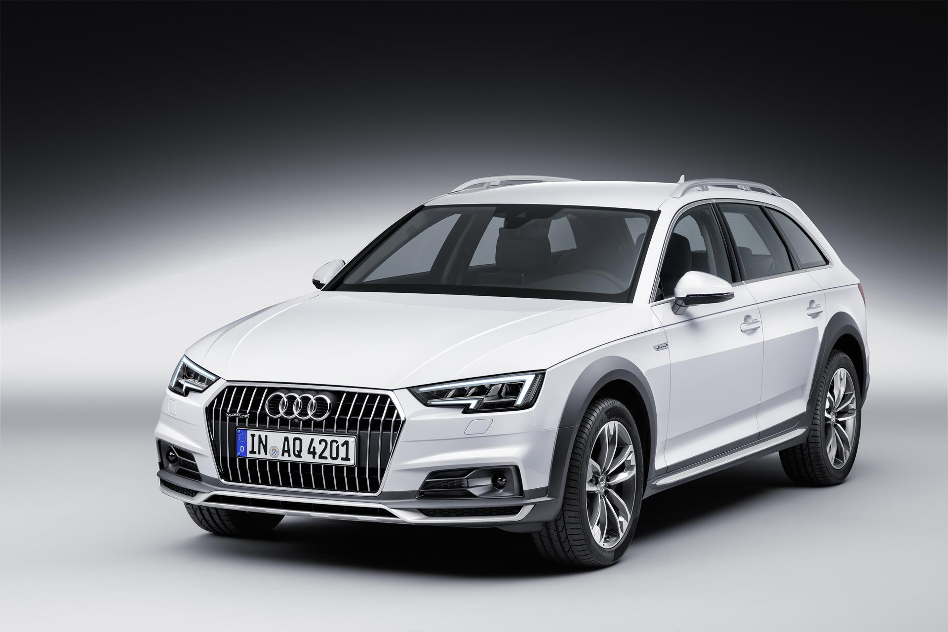 2017 audi a4 allroad quattro image. Black Bedroom Furniture Sets. Home Design Ideas