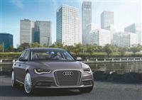 2012 Audi A6 L e-tron concept image.