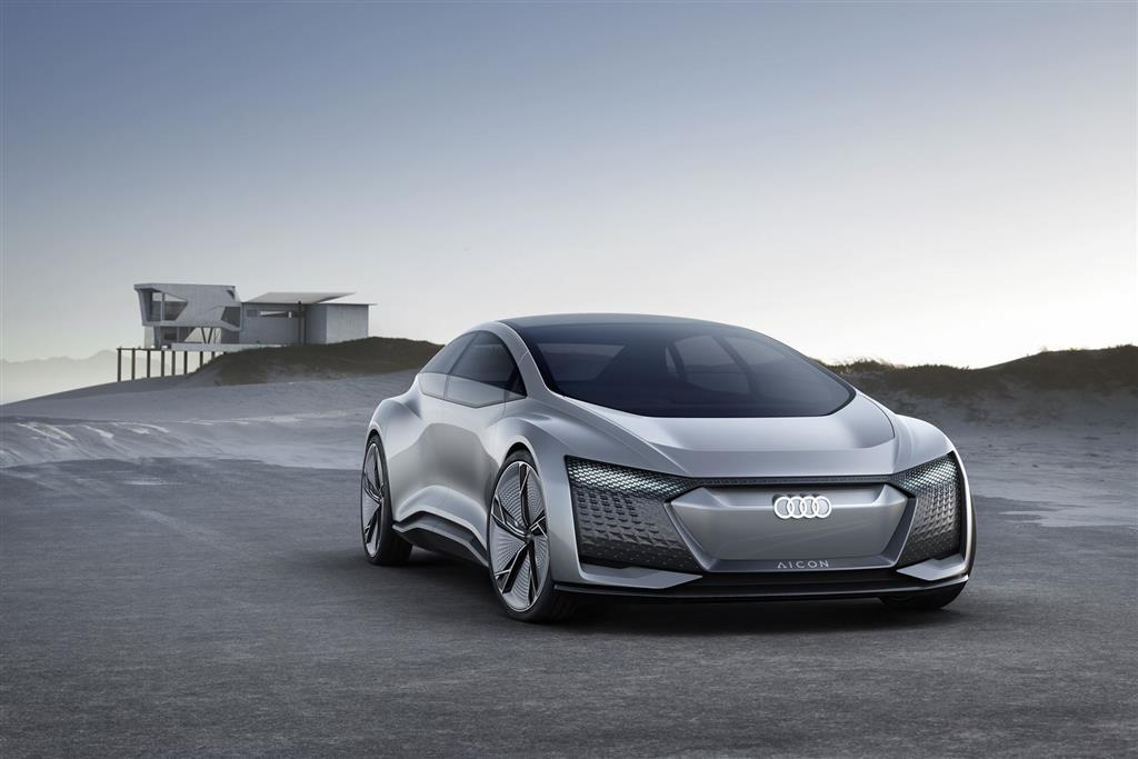 Audi Aicon Concept pictures and wallpaper