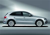 2011 Audi Q5 Hybrid image.