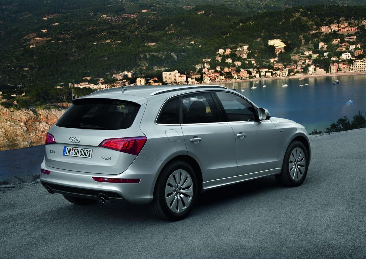 2011 Audi Q5 Hybrid Image