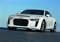 2010 Audi quattro Concept image.