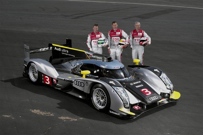 2011 Audi R18 TDI Image