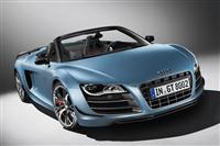 2011 Audi R8 GT Spyder image.