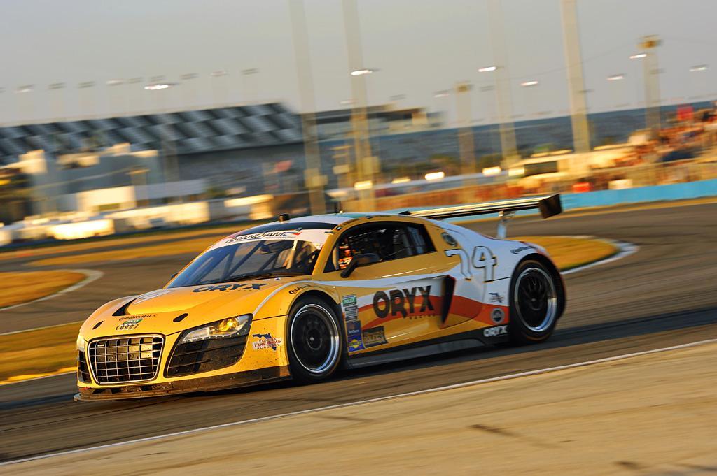 2012 Audi R8 GRAND-AM Image