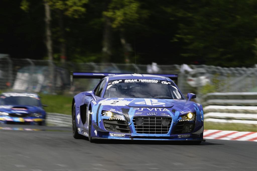 2012 Audi R8 Lms Ultra Photo