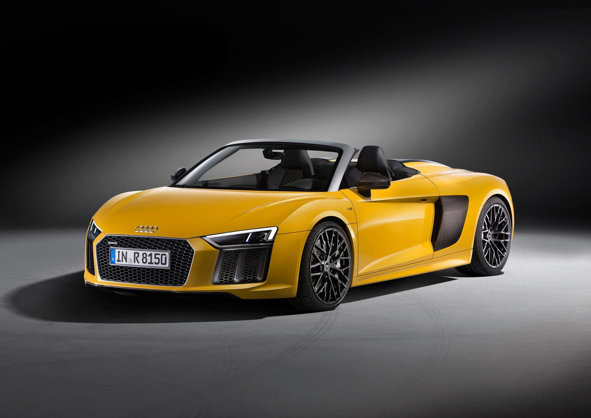 2016 audi r8 spyder. Black Bedroom Furniture Sets. Home Design Ideas