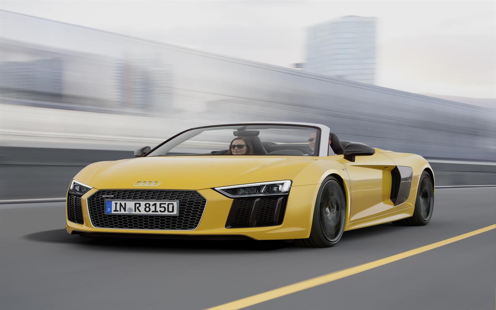 2016 audi r8 spyder image. Black Bedroom Furniture Sets. Home Design Ideas