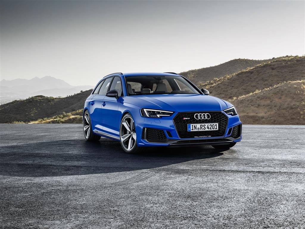 Audi RS 4 Avant pictures and wallpaper