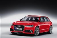 2016 Audi RS 6 Avant Performance image.