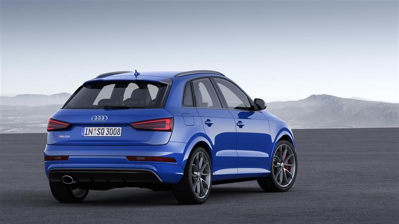 2016 Audi RS Q3 Image