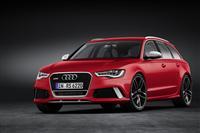 2013 Audi RS 6 Avant image.