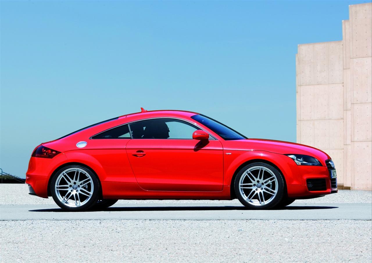 2009 Audi TT Image