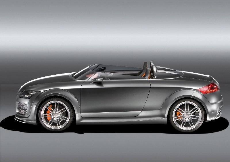 2008 Audi TT Clubsport Quattro Study Image