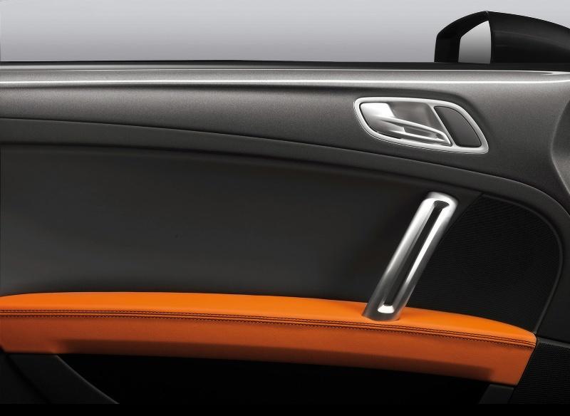 2008 Audi TT Clubsport Quattro Study