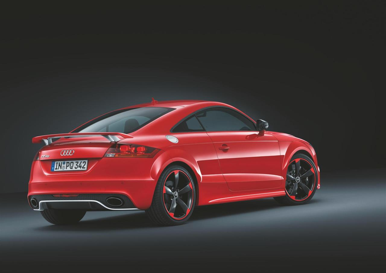 2013 Audi TT RS Plus Image
